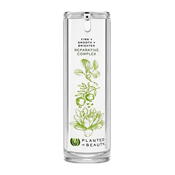 Planted In Beauty Reparative Firming Complex, Firms and Brightens Skin - Certified Organic 100% Natural. 30 ml