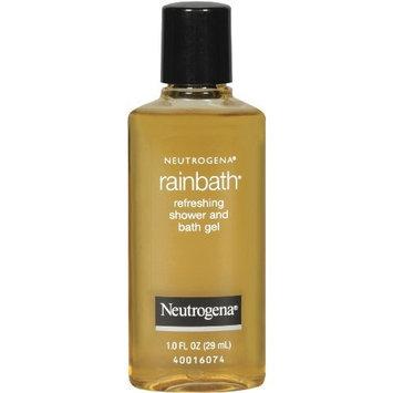 Neutrogena Rainbath Refreshing Shower and Bath Gel Travel Size, 1 Oz (Pack of 12)
