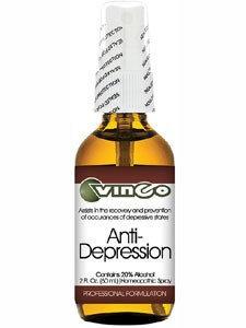 Vincos Anti Depression Spray 2 oz by Vinco