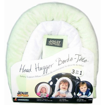 Jolly Jumper Head Hugger Baby Head Support 3 in 1 Pillow - Sage