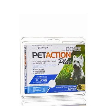 Petaction True Science Holdings 3 Packs SM Flea/Tick Applicator