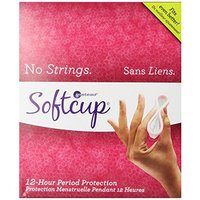 Instead Softcup Menstrual Cup-24 ct, 2 pk