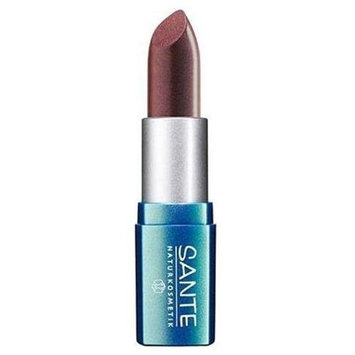 SANTE All-Natural Lipstick - 10 Brown Red