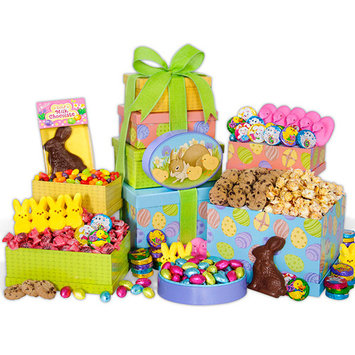 Happy Easter Gift Tower