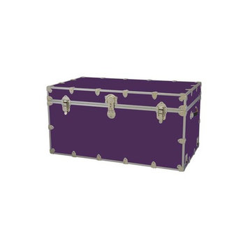 Toy Trunk - Purple (Large: 32 W x 18 D x 14 H (29 lbs.))