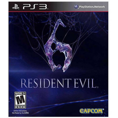 D3 Publisher Resident Evil 6 (PS3) - Pre-Owned