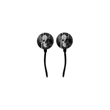 Digitat DCHA202 High Quality Stereo Graphically Enhanced Ear Buds with In-Ear Comfort Design, Heaven