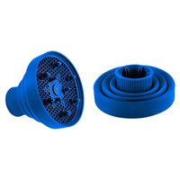 Z-Comfort Silicone Blow Dryer Diffuser Blue