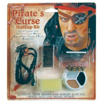 Pirate Horror Character Makeup Kit