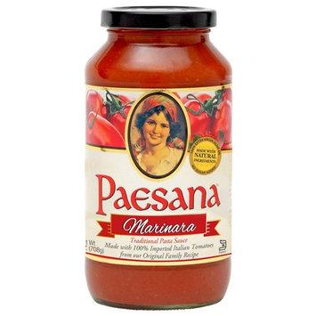 PAESANA Sauce Marinara, 25 oz (Pack of 2)