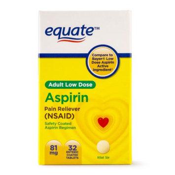 Lnk International Equate Low Dose Aspirin 32 CT