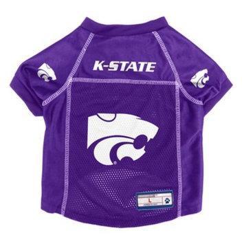 NCAA Little Earth Pet Football Jersey - Kansas State Wildcats
