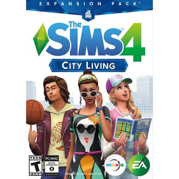 Electronic Arts The Sims 4 City Living Expansion Pack - PC Game - Email Delivery