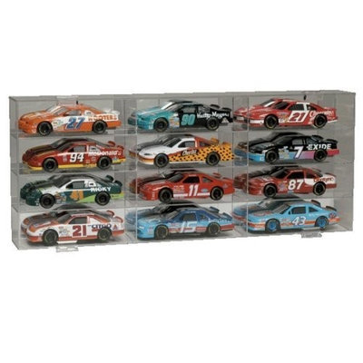 Gagne D04-1224 12 Slot 1-24 Scale Display Case