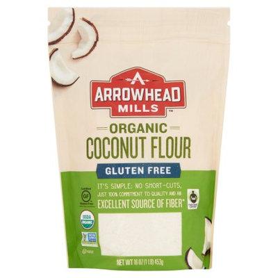 The Hain Celestial Group Inc. Arrowhead Mills, Flour Coconut, 16 Oz (Pack Of 6)