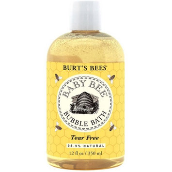 Burt's Bees Baby Bee Bubble Bath, 12-Ounce Bottles (Pack of 2)