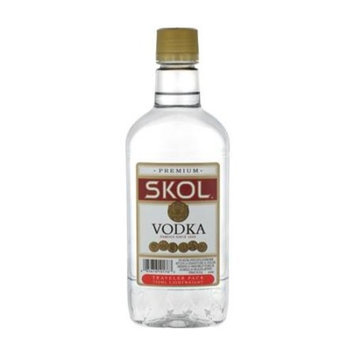 Generic Skol Traveler 80 Proof Vodka, 750 ml