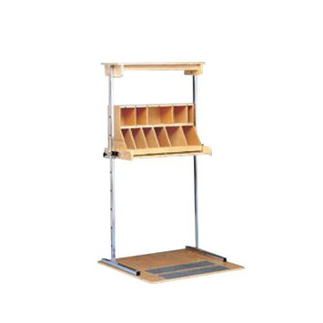Fabrication Height Adjustable Shelf Assembly