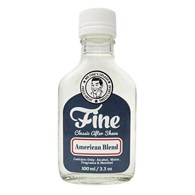 Fine Accoutrements Classic After Shave, American Blend, 3.3 Oz