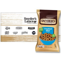 Snyder's of Hanover Unsalted Mini Pretzels, 48 Oz
