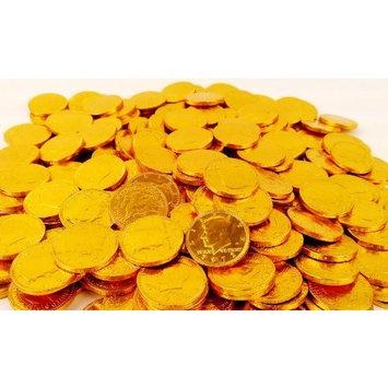 Fort Knox Milk Chocolate Gold Coins - 5 Lb Bulk Bag [Standard Packaging]