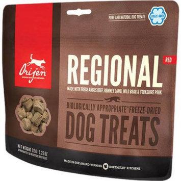 Orijen Freeze-Dried Regional Red Dog Treats, 3.5 oz