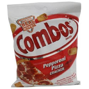Product Of Combos, Pepperoni Pizza Cracker, Count 1 - Snacks / Grab Varieties & Flavors