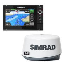 SIMRAD NSS7 EVO2 W/ 3G RADAR BUNDLE