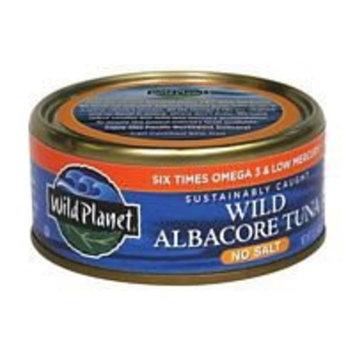 Wild Planet Wild Albacore Tuna Low Mercury N/5 Oz (Pack of 12)