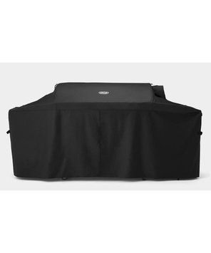DCS ACC48SB 48 Black Vinyl Grill Cover With Side Burner