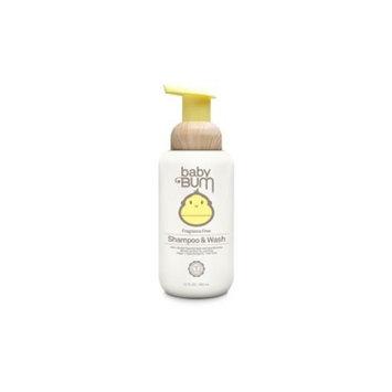 Baby Bum Shampoo & Wash, Fragrance Free - 12oz