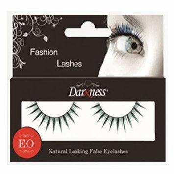 Darkness Faux Eye Lashes (I-XO) Holder Type 10ea Set K-Cosmetics