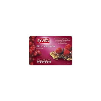 Ryvita Fruit Crunch 200g - Pack of 6