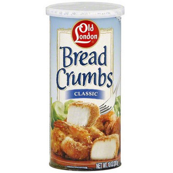 Old London Classic Bread Crumbs, 10 oz (Pack of 12)