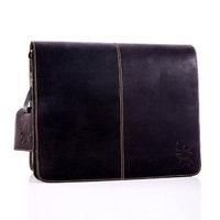 Fine Leather Medium Size Messenger Bag Shoulder Bag MM2