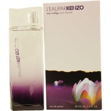 Kenzo L'eau Par Kenzo Eau Indigo By Kenzo For Women Eau De Parfum Spray, 3.4-Ounce / 100 Ml []