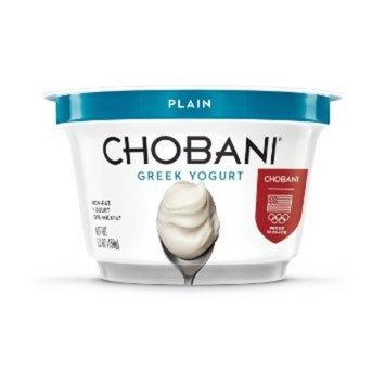 Chobani, Nonfat Greek Yogurt, 5.3 oz (Plain Non-Fat)
