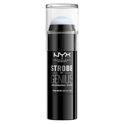 NYX PROFESSIONAL MAKEUP Strobe of Genius Holographic Stick, Electric Invasion, 0.21 Ounce