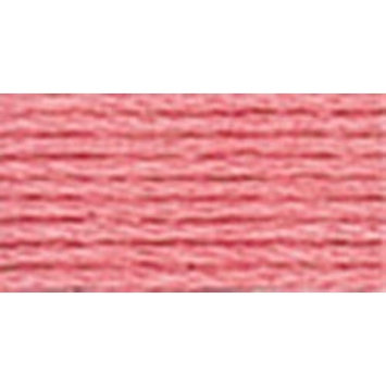 Bulk Buy: Anchor Six Strand Embroidery Floss 8.75 Yards Peony Medium Light 4635-1022