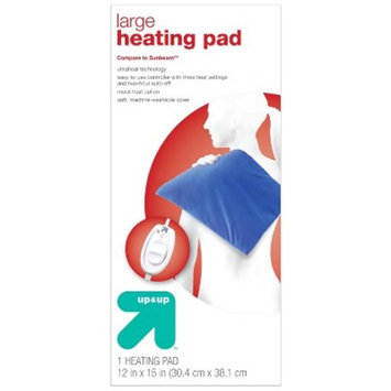Heating Pad - King Sized - Up&Up™ (Compare to Sunbeam)