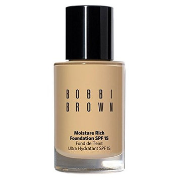 Bobbi Brown Moisture Rich Foundation SPF15 - #3.25 Cool Beige - 30ml/1oz