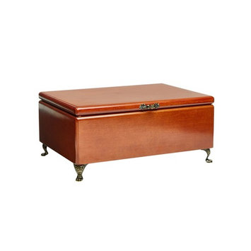 Kinsley Wooden Jewelry Box