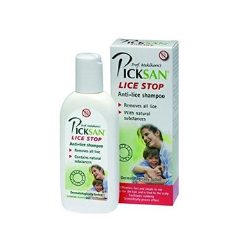 (10 PACK) - Picksan - Lice Stop Shampoo | 100ml | 10 PACK BUNDLE: Health & Personal Care