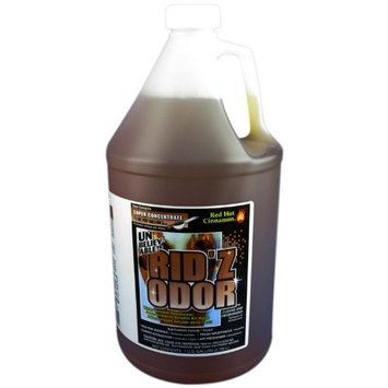 Unbelieveable Rid'z Odor Concentrate Cleaner - Red Hot Cinnamon, 128 oz