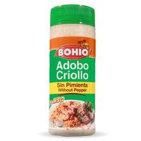 BOHIO Seasoning without Pepper (Adobo Criollo sin Pimienta) Excellent for Chicken, Fish, Beef, Pork - 16.5 oz