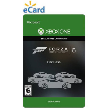Incomm Forza Motorsport 6: Season Pass (Xbox One) (Email Delivery)