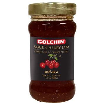 Packed For Ofd GOLCHIN SOUR CHERRY JAM