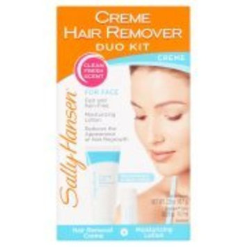 2.5 OZ Creme Hair Remover Kit for Face,Sally Hansen