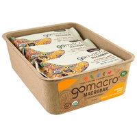 GoMacro, Macrobar, Prolonged Power, Banana + Almond Butter, 12 Bars, 2.3 oz (65 g) Each [Flavor : Banana + Almond Butter]