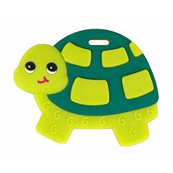 Silli Chews Silicone Baby Teether - Tilli Turtle